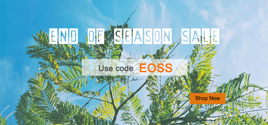 End of Season Sale: Up to 90% OFF