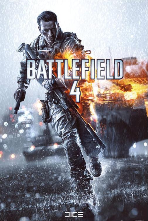 Battlefield 4 Origin CD Key Global(Special offer)