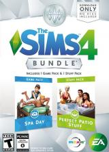 Official The Sims 4 Bundle 1 DLC Origin CD Key