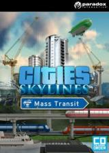 Official Cities Skylines Mass Transit Steam CD Key
