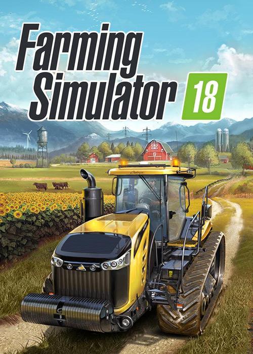 Farming Simulator 18 GIANTS CD Key Global