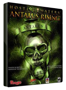 Hostile Waters Antaeus Rising Steam CD Key