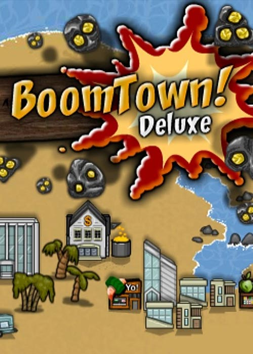 BoomTown Deluxe Steam Key Global