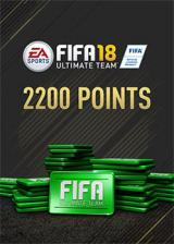urcdkeys.com, FIFA 18 2200 FUT Points DLC Origin Key Global PC