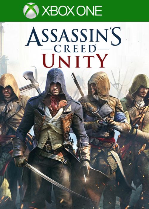 Assassin's Creed Unity Xbox One CD Key
