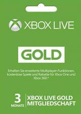 urcdkeys.com, Xbox live 3 Month Gold Membership Digital Code
