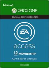 urcdkeys.com, EA Access 12 Months Xbox One CD Key