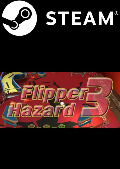 Flipper Hazard 3 Steam Key Global