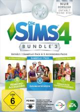 Official Die Sims 4 Bundle Pack 3 DLC ORIGIN CD KEY GLOBAL