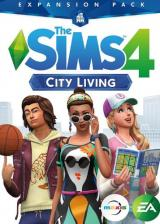 Official Die Sims 4 City Living Origin CD Key