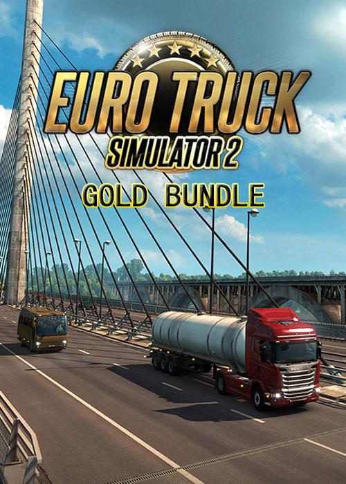Euro Truck Simulator 2 Gold Bundle Steam Key Global