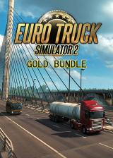 Official Euro Truck Simulator 2 Gold Bundle Steam Key Global