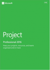 Project Professional 2016 Key Global