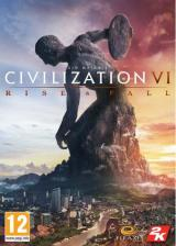 Official Civilization VI Rise And Fall DLC Steam CD Key EU