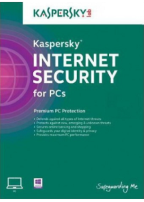 Kaspersky Internet Security 1 PC 1 Year Key North America