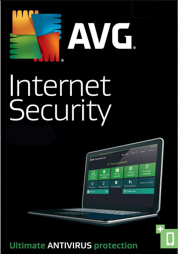 AVG Internet Security 3 PC 1 YEAR Global