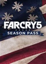 Official Far Cry 5 Season Pass DLC Uplay CD Key