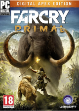 Official Far Cry Primal Digital Apex Edition Uplay CD Key