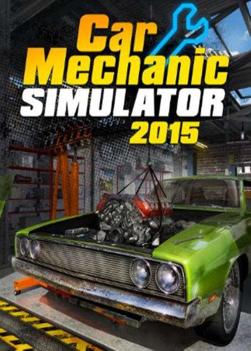 Car Mechanic Simulator 2015 Steam CD Key Global