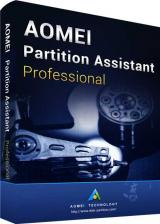 AOMEI Partition Assistant Professional Edition Key Global