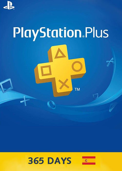 Playstation Plus 365 Days ES/SPAIN