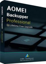 Official AOMEI Backupper Professional + Free Lifetime Upgrades 5.0 Edition Key Global