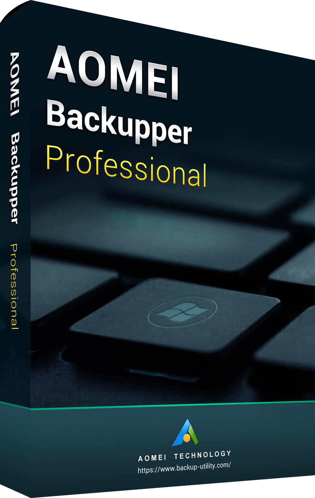 AOMEI Backupper Professional 5.0 Key Global