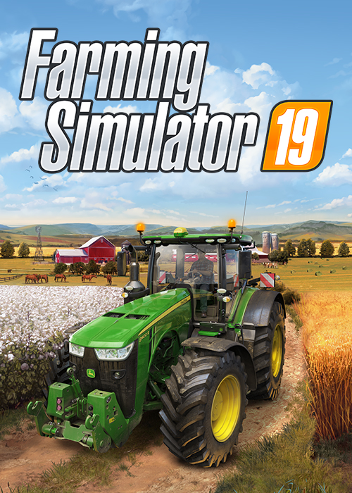 Farming Simulator 19 GIANTS CD Key Global