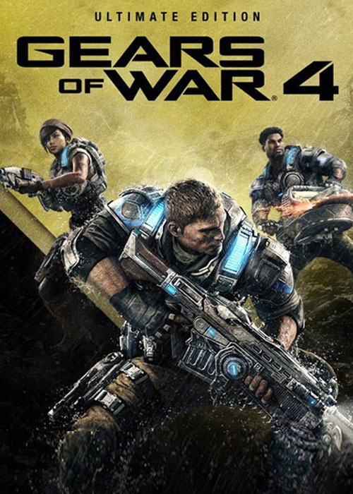Gears Of War 4 Ultimate Edition XBOX LIVE Key Windows 10 Global
