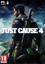 Official Just Cause 4 Steam CD Key EU