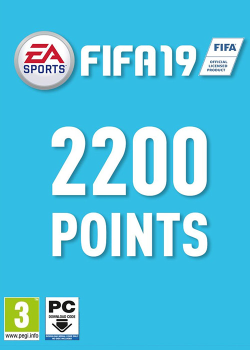 FIFA 19 2200 FUT Points DLC Origin Key Global PC