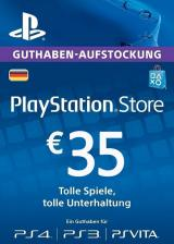 URCDkeys.com, Play Station Network 35 EUR DE