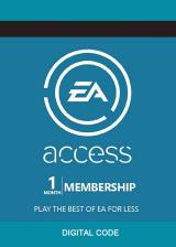 Official EA Access 1 Month Xbox One CD Key