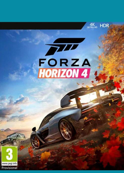 Forza Horizon 4 Standard Edition Windows 10/XBOX LIVE Key  Global