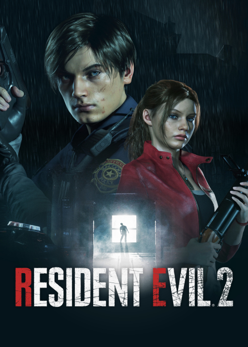 Resident Evil 2 Steam Key EU