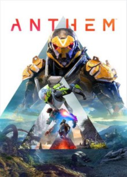 Anthem Origin Key