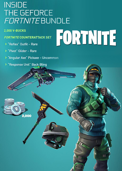 GeForce Fortnite Bundle PC Key Global
