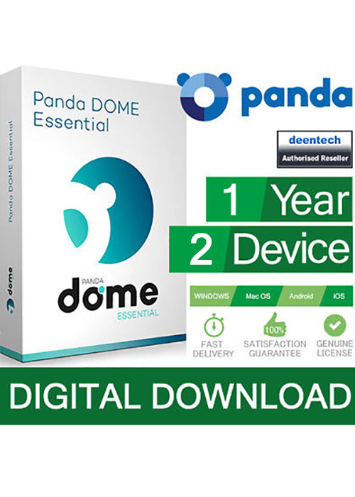 Panda Dome Essential 2 PC 1 Year Global Key