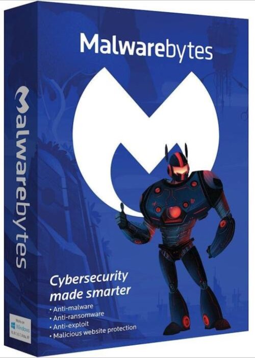 Malwarebytes Premium 3PC 1 Year Key Global