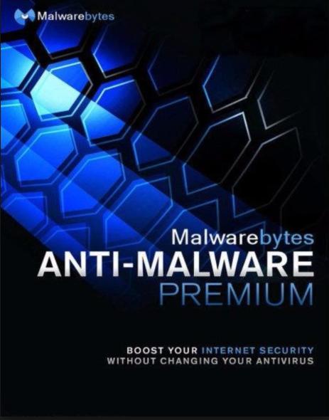 Malwarebytes Anti-Malware Premium 1 PC 1 Year Global