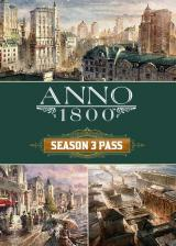 URCDkeys.com, ANNO 1800 Season 3 Pass Uplay CD Key EU