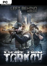 Official Escape From Tarkov Left Behind Edition CD Key Global