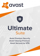 Official Avast Ultimate 1 Device 1 Year Key GLOBAL