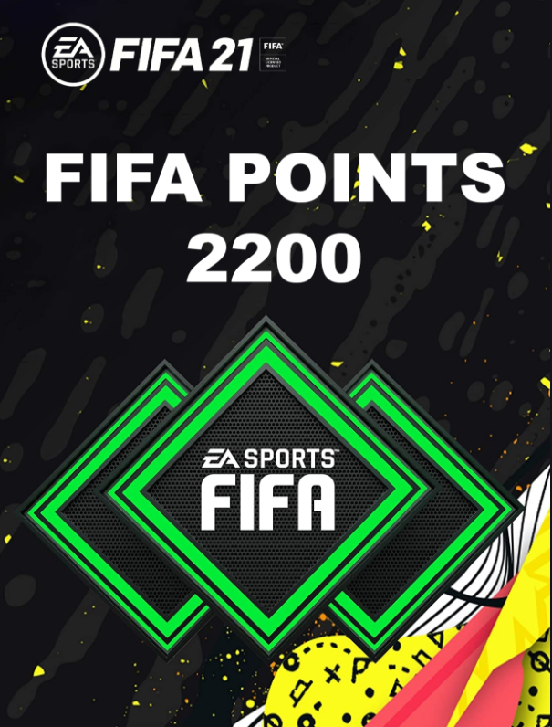 FIFA 21 2200 FUT Points DLC Origin Key Global PC