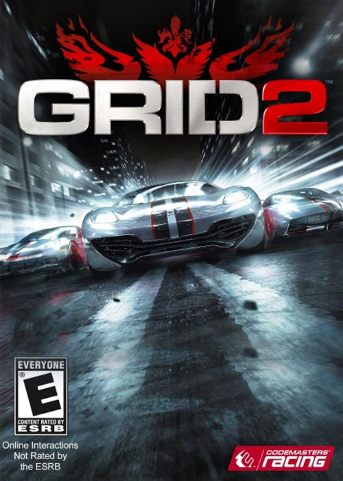 Grid 2 Steam CD-Key