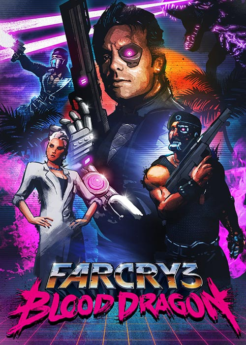 Far Cry 3 Blood Dragon Uplay CD Key