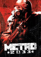 Official Metro 2033 Steam CD Key