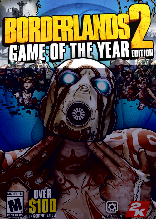 Borderlands: Game of the Year Enhanced | PC - Steam | Game ...