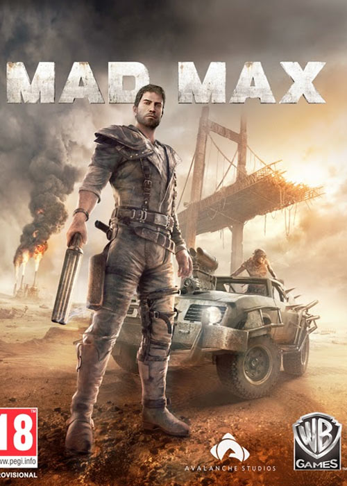 Mad Max Steam CD-Key(With DLC)