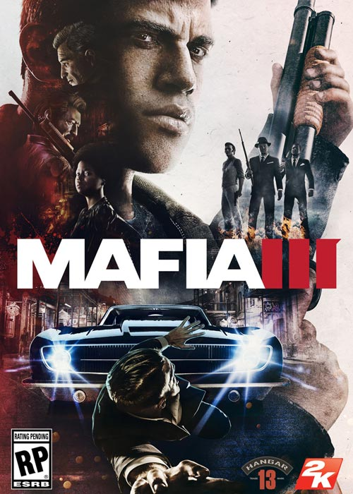 Mafia 3 Steam CD-Key